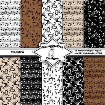 Maestro Background Patterns