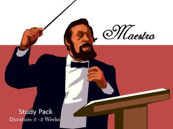 'Maestro' Peter Goldsworthy