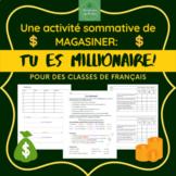 Magasiner - Summative Activity