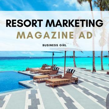 Magazine Ad Resort Project
