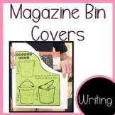 Magazine Bin Labels
