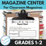 Informational Text Center: Graphic Organizers for Student