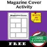 Magazine Cover Activity
