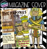 Magazine Cover- Ancient Egypt