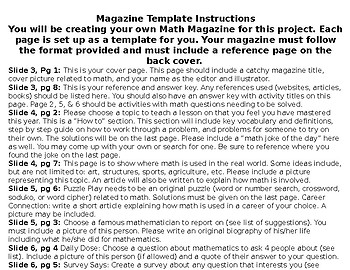 Magazine Digital Template