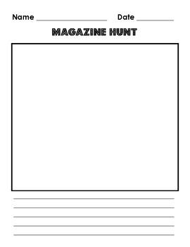 Magazine Hunt