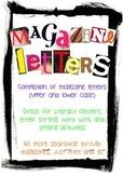 Magazine Letters