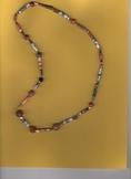 Magazine Paper Bead Project