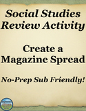 Review Activity for Any Social Studies Unit
