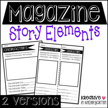 Magazine Story Elements