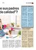 """Magazine in spanish """"PADRES Y COLEGIOS"""""""