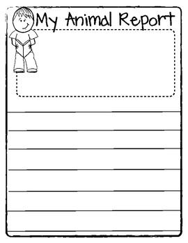 Magazine report sheets for Ranger Rick and National Geographic Kids Magazines!