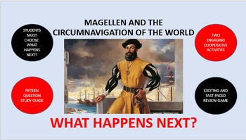 Magellan and the Circumnavigation of the Earth:  What Happ