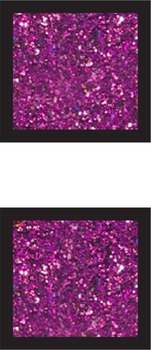 Magenta Glitter Characters * Alphabet * Symbols * Numbers