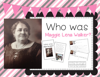 Maggie Lena Walker unit
