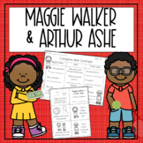 Maggie Walker and Arthur Ashe Compare and Contrast {SOL 1.3}