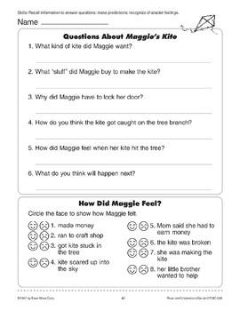 Maggie's Kite