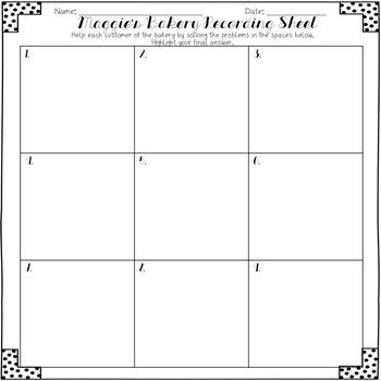 Word Problem Task Cards - Grade 4-5