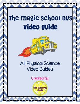 Magic School Bus Physical Science Video Guides