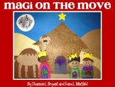 Christmas Book, Activities, Printables, and More--Magi on the Move