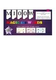 Magic 100 flash cards.