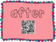 Sight Words SCOOT List 8 (QR and Non-Technology)