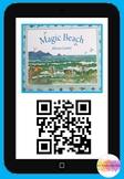 Magic Beach- Qr Code Comprehension Pack