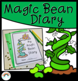 Magic Bean Diary : Procedure Writing : Fairytale : Jack and the Beanstalk