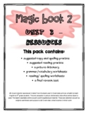 Magic Book 2 - Unit 3 - The ant and the cricket - Suppleme