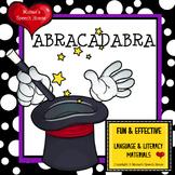Magic Book Abracadabra Early Reader Literacy Circle