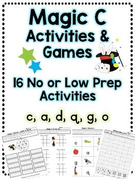 Magic C Games and Activities