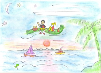 Magic Carpet Ride - A Display Picture to Inspire