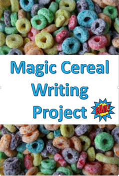 Magic Cereal Writing Project
