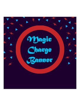 Magic Charge Banner