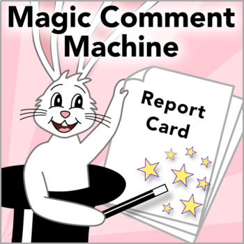 Report Card Comment Generator – A Time Saver!