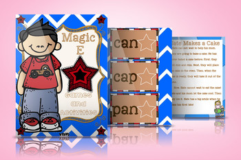 Magic E Activities and Games