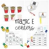 Magic E Activity Pack