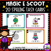Magic E Activity:  Spelling SCOOT