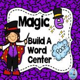 Magic E ( Build A Word)