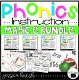 Magic E Bundle Phonics Instruction