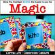 Magic E {CVCE }  The Magic Flashlight