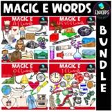 Magic E Clip Art Mega Bundle {Educlips Clipart}