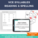 Silent E Drop the E Reading and Spelling Activities