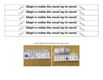 Magic-E Foldable