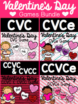 Valentine's Day Games Bundle