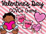 Valentine's Day CCVCe Game