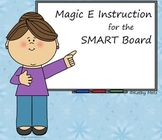 Magic E Instruction for the SMART Board