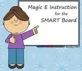 Magic E Instruction for the SMART Board
