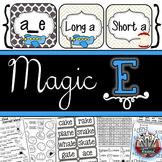 Magic E Long A