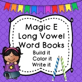 Magic E Long Vowel Books